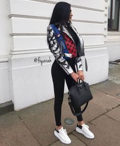 Alexander McQueen, luxury luxe nude, and ootd tenue love image Cute Swag Outfits, Stylish Outfits, Girl Outfits, Fashion Outfits, Alexander Mcqueen Schuhe, Alexander Mcqueen Clothing, Sneaker Outfits Women, Mode Style, Mode Inspiration