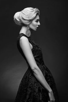 Hair today 03 on Behance