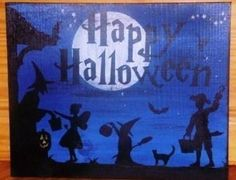primitive witch Halloween signs Decorations primitives Wood Signs Plaques Primitives Harvest Decorations Witches Trick or Treat Witchcraft Cats Pumpkins Magic Samhain happy halloween by SleepyHollowPrims $24.30