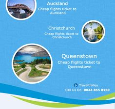 Flights to New Zealand from UK
