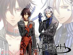 Amnesia #game #otomegame