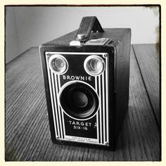 One of my antique cameras