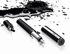 Stylo plume clé usb de luxe-Dupond