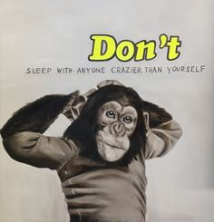 Anja Priska - dont sleep with anyone crazier than yourself