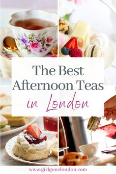 Best Countries In Europe, Tea Etiquette, Best Afternoon Tea, London With Kids, London Night, London Attractions, London Food, Things To Do In London, Chocolate Factory