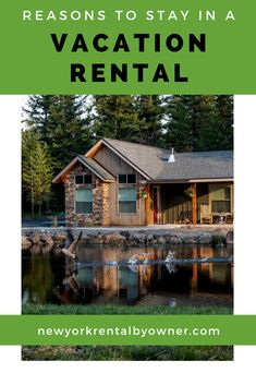 Are you planning your next overnight or weekend getaway or family vacation? Here are the top reasons you should stay in a vacation rental by owner instead of a hotel. New York Summer, New York Winter, New York Vacation, New York City Travel, Fire Island New York, Lake Placid New York, Beautiful Beach Houses, Vacation Rentals By Owner, Lake Front