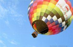 Hot-air balloon, Albuquerque Intl. Balloon Fiesta