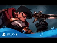Battle Chasers: Nightwar   Gameplay Trailer   PS4 - YouTube