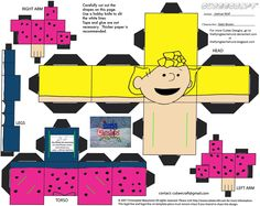 Xmas4: Sally Brown Cubee by TheFlyingDachshund.deviantart.com on @deviantART