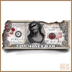 Album Stream: King Los 'God Money War'- http://getmybuzzup.com/wp-content/uploads/2015/06/475556-thumb.jpg- http://getmybuzzup.com/king-los-god-money-war/- By Mikey Fresh Highly underrated MC King Los finally sees his much anticipated God Money War land at retailers today. Guest spots from Diddy, Marsha Ambrosius, R. Kelly, Ty Dolla $ign, Lola Monroe and more are included on the project. Fans can purchase Los' album on iTunes now. Listen...- #AlbumStream, #KingLos