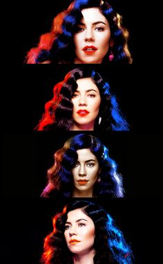 Marina and the Diamonds. Froot era
