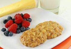 Apple Oatmeal Breakfast Cookies - bake ahead & stay ahead of the game!