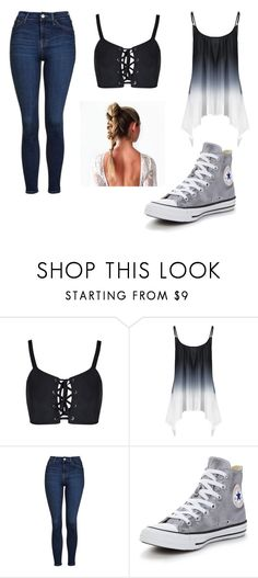 """Untitled #3"" by hanno24 on Polyvore featuring Topshop and Converse"