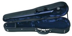 Gewa Maestro 44 Full Size Shaped Violin Case Black and Blue -- To view further for this item, visit the image link.Note:It is affiliate link to Amazon.