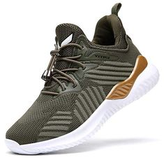 08adff4417493a VITIKE Unisex-Kinder Sneakers Jungen Mädchen Sneaker Outdoor Schuhe Jungen  Turnschuhe Laufschuhe Schnürer Freizeit Schnürer