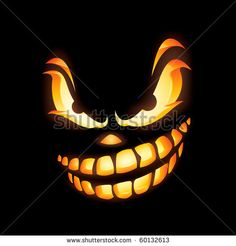scary jack o'lantern patterns - Google Search
