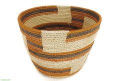 Basket Deep Bowl Unlidded  Nkuringo