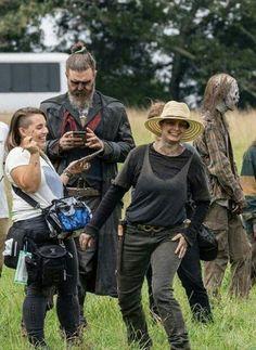 Walking Dead Cast, Fear The Walking Dead, Judith Grimes, Rick Grimes, Dead Still, King Ezekiel, Ryan Hurst, Dead King, Tom Payne