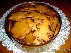 Kulinarne Szaleństwa Margarytki: Pierniczki świąteczne