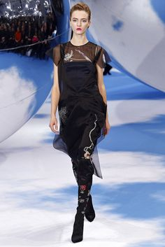 Christian Dior - Fall 2013 Ready-to-Wear