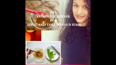 Checkout on Roposo.com - Its awesome hairmask for long and glossy hair and doesnt smell at all... so , so , so good hairmask