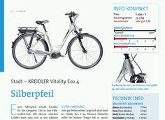 """Srebrna strzała"" (Kreidler Vitality Eco 4) doceniona. Szczegóły: http://kreidler.pl/kreidler-vitality-eco-4-srebrna-strzala-doceniona/"