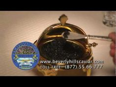Beverly Hills Caviar Commercial