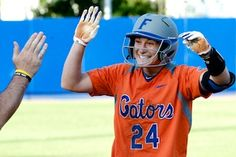 Florida Softball Freshman Kirsti Merritt is the Louisville Slugger/NFCA Division I National Player of the Week