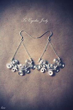 cool handmade earings