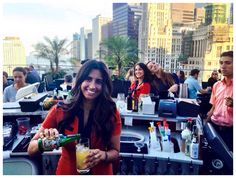 Roof Top Terrace Trump Tower Chicago 🇺🇸👵🏻❤️