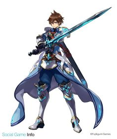 Fantasy Character Design, Character Design Inspiration, Character Concept, Armor Concept, Weapon Concept Art, Manga Anime, Anime Guys, Cute Anime Character, Character Drawing