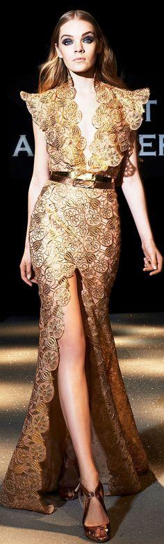 TD ❤️ Robert Abi Nader Couture SS 2013