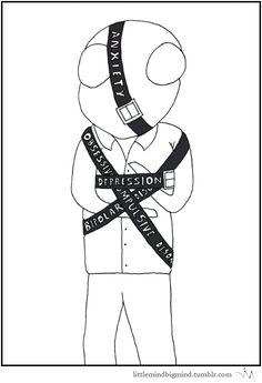 #24b What To Wear Everyday - Little Mind Big Mind Webcomic