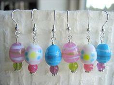 easter+earrings   Pastel Easter Earrings   Flickr - Photo Sharing!