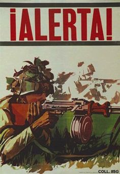 18 Cuban Propaganda Posters From The '60s And '70s