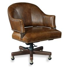 Hooker Furniture Isadora Nut Home Office Chair