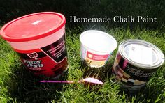 chalk paint, how to make your own chalk paint, chalk paint recipe, chalkboard paint, wax, painting furniture