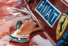 1982 - Gilles Villeneuve - Ferrari - Zolder