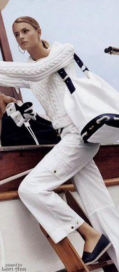 Ralph Lauren http://georgiapapadon.com/ #fashion #fashioninspiration