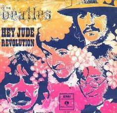 Hey Jude was recorded July 31 - August 2, 1968 at Trident Studios, London and released as a UK single August 30, 1968. Was #1 for two weeks (September 11 & 18). US single August 26, 1968. Was #1 for nine weeks (September 28 - November 29).