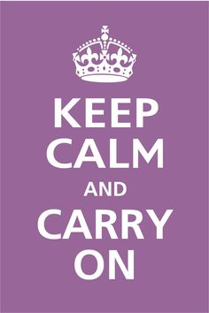 The history of the 'Keep Calm And Carry On' poster