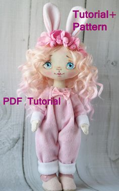 Excited to share the latest addition to my etsy shop: #PDF #pattern #TutorialDoll #Sewingpattern #Textiledoll #Sewingtutorial #Handmade #sewing #Dollcloth #Clothdoll https://etsy.me/2HEOHJe #supplies #babyshower #kidscrafts