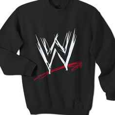 WWE Sweater  * Currently uses AlStyle, TearAwayª and Gildan brand of t-shirts for our order fulfillment. We use styles AlStyle 1301, 1302, 1309, 1901, 3381, 5301, Gildan 5000L, Fruit of the Loom, and others. * Available Size : S, M, L. XL, 2XL, 3XL *Available Colors : Black and White #Sweater #clothing #apparel #TeeMommy #TeeMommyApparel #artcase #artcaseApparel #WWE #WWEApparel