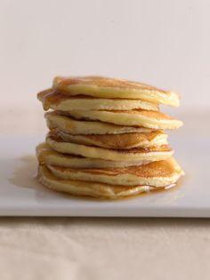 Healthy Breakfast Recipe: Gluten-Free Protein Pancakes #glutenfree