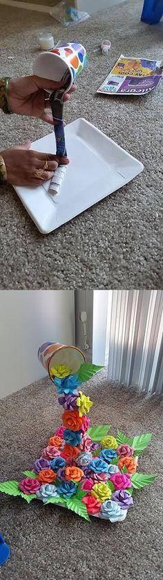 Fevicryl Hobby Ideas - facebook - flying glass