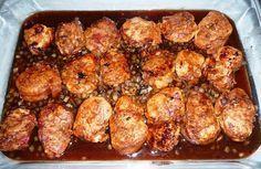 filet-de-porc-a-lerable-pre-cuisson-tp. Pork Recipes, Crockpot Recipes, Cooking Recipes, Pasta Recipes, Maple Syrup Recipes, Pork Ham, Good Food, Yummy Food, Tasty