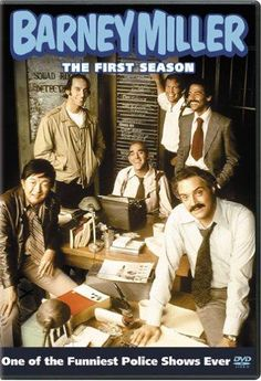 Created by Danny Arnold, Theodore J. Flicker.  With Hal Linden, Abe Vigoda, Steve Landesberg, Gregory Sierra. The captain of a city police station and his staff handle the various local troubles and characters that come to the building.