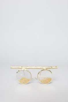 Pure Gold Eyewear. holy crap. so cool