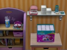 My Sims 4 Blog: Baby Clutter by Sims4Fun