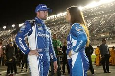 Could Danica Patrick land at Roush Fenway Racing with boyfriend Ricky Stenhouse Jr.? Danica Patrick and Ricky Stenhouse Jr. have been a couple for a while, but could they soon be teammates as well? As we get ever closer to both the end of the 2017 NASCAR season and its associated Silly Season, some of the dominoes one would expect to have ...